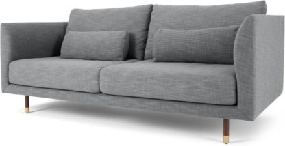 An Image of Jules 2 Seater Sofa, Austria Grey