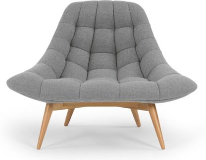An Image of Kolton Chair, Whisper Grey