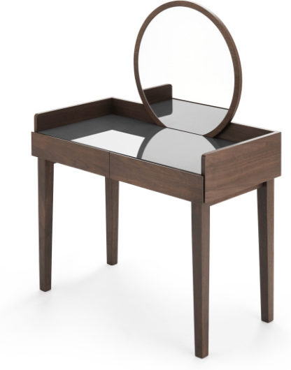 An Image of Xander Dressing Table, Walnut