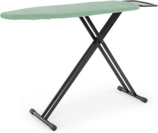 An Image of Kane Steel Ironing Board, Black & Mint