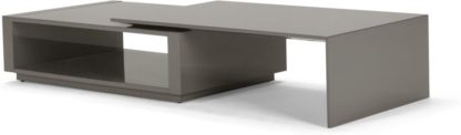 An Image of Bramante Extending Coffee Table, Grey