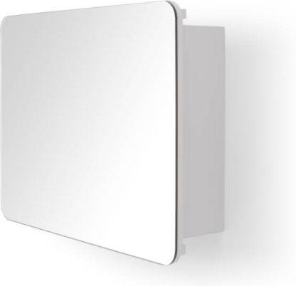 An Image of Elona Bathroom Wall Cabinet, Grey