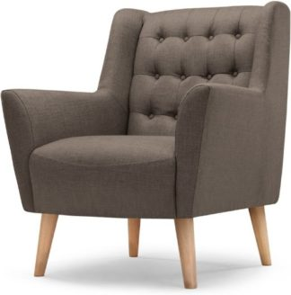 An Image of Quentin Armchair, Urban Grey
