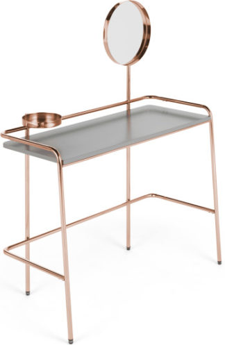 An Image of Alana Dressing Table, Copper