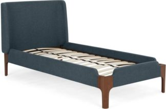 An Image of Roscoe Single Bed, Aegean Blue