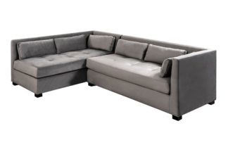 An Image of Berkley Left Hand Corner Sofa - Dove Grey
