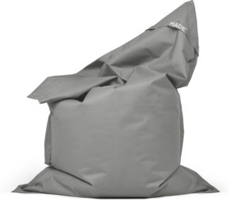 An Image of MADE Essentials Piggy Bag, Grey