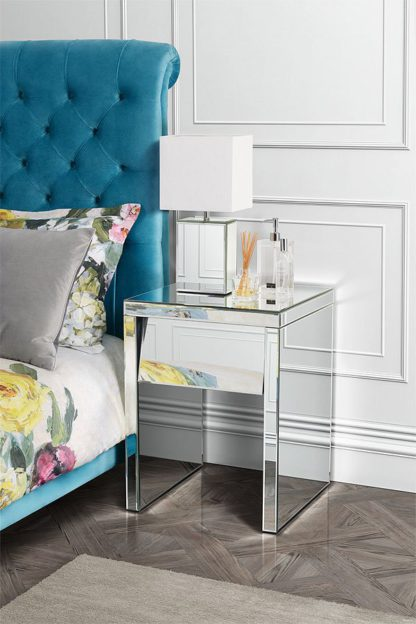 An Image of Monte Carlo One Drawer Bedside Table