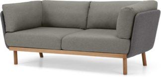 An Image of Tromso 3 Seater Sofa, Metropolitan Grey