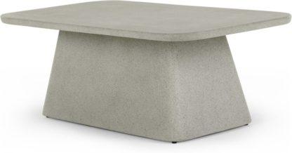 An Image of Kalaw Garden Coffee Table, Concrete