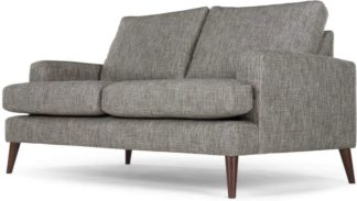 An Image of Content by Terence Conran Hewitt 2 Seater Sofa, Pebble Textured Weave