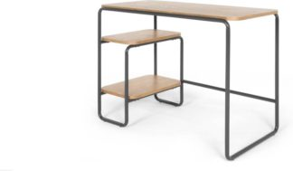 An Image of Hill Desk, Ash and Grey