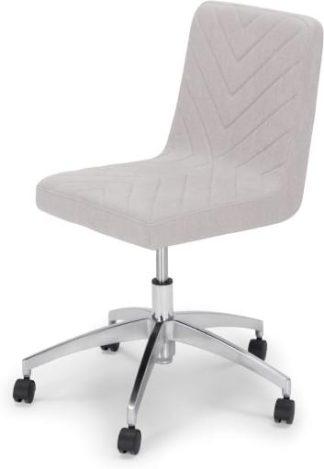 An Image of Lex Office Chair, Cloud Grey