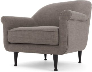 An Image of Jaina Armchair, Pewter Grey