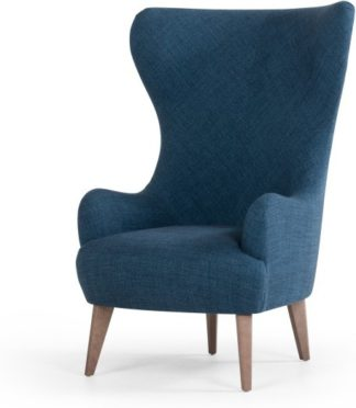 An Image of Bodil Chair, Thames Blue