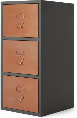 An Image of Stow Filing Cabinet, Copper