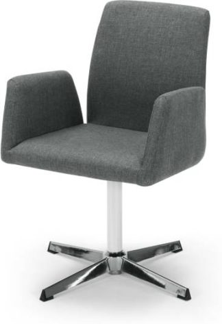 An Image of Grant Office Chair, Anchor Grey