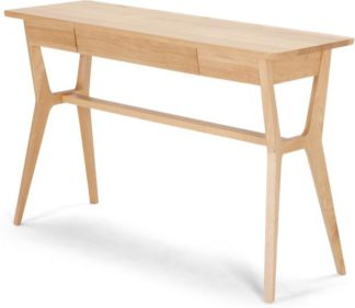 An Image of Jenson Console, Solid Oak