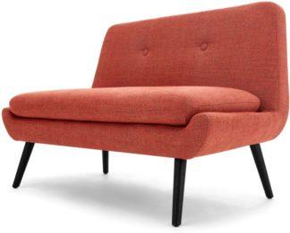 An Image of Jonny 2 Seater Sofa, Revival Orange