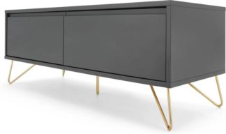 An Image of Elona Media Unit, Charcoal and Brass