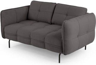 An Image of Maverick 2 seater sofa, Rhino Grey