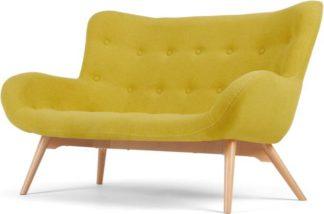 An Image of Doris 2 Seater Sofa, Shetland Moss