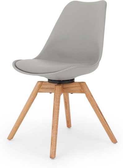 An Image of Thelma Office Chair, Grey