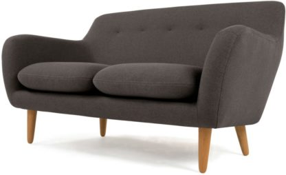An Image of Dylan 2 Seater Sofa, Marl Grey
