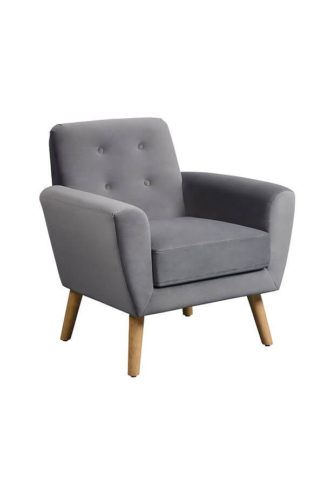 An Image of Sexton Armchair, Retro Smoke
