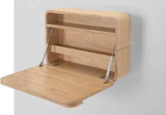 An Image of Esme Wall Desk, Ash