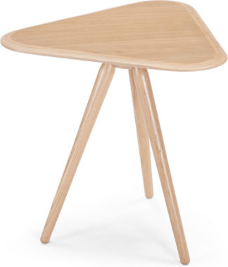 An Image of Tri Side Table, Natural Ash