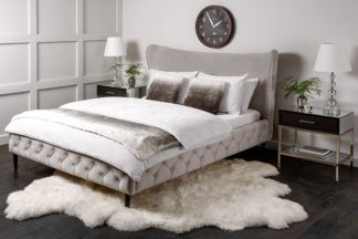 An Image of Margonia Bed Silver