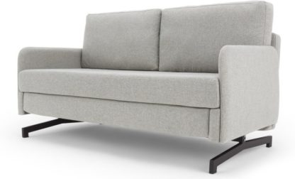 An Image of Motti Sofa Bed, Hail Grey