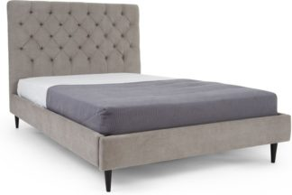 An Image of Skye Kingsize Bed, Owl Grey