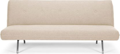 An Image of Miki Sofa Bed, Quail Beige
