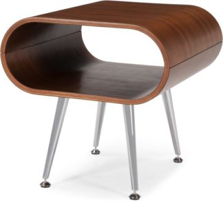 An Image of Hooper Storage Side Table, Walnut