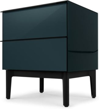 An Image of Silas Bedside Table, Teal