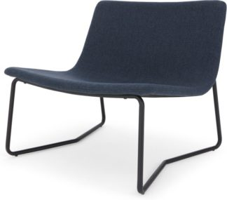 An Image of Lucierne Accent chair, Storm Blue