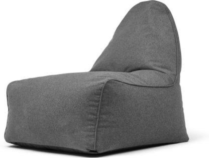 An Image of Ayra Bean Bag Chair, Marl Grey