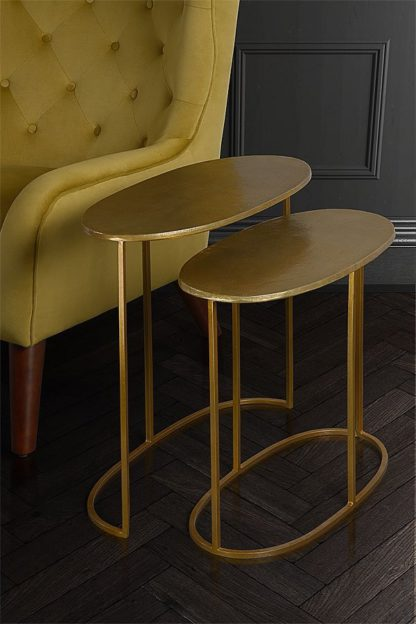 An Image of Bushmill Nesting Tables