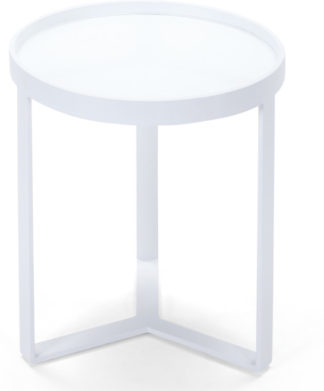 An Image of Aula Side Table, White