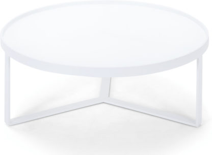 An Image of Aula Coffee Table, White