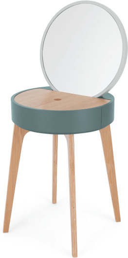 An Image of Cairn Dressing Table, Grey