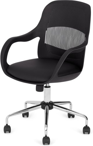 An Image of Hank Office Chair, Black