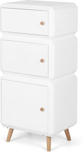 An Image of Tara Cabinet, White