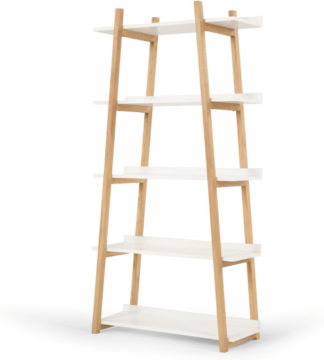 An Image of Darcey Shelves, White