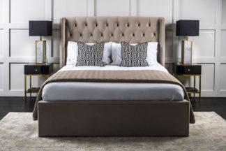 An Image of Montrose Storage Bed Mink