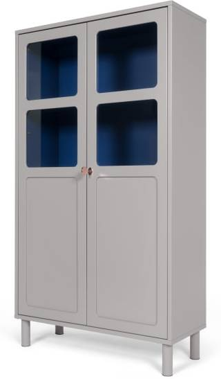 An Image of Quin Cabinet, Grey