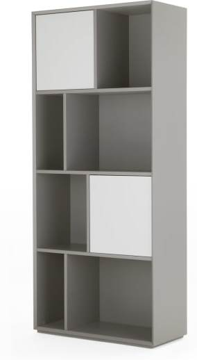 An Image of Stretto Tall Shelves, Grey