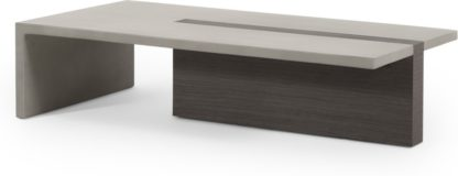 An Image of Claus Coffee Table, Concrete